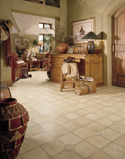 Luxury Vinyl Tile Cypress