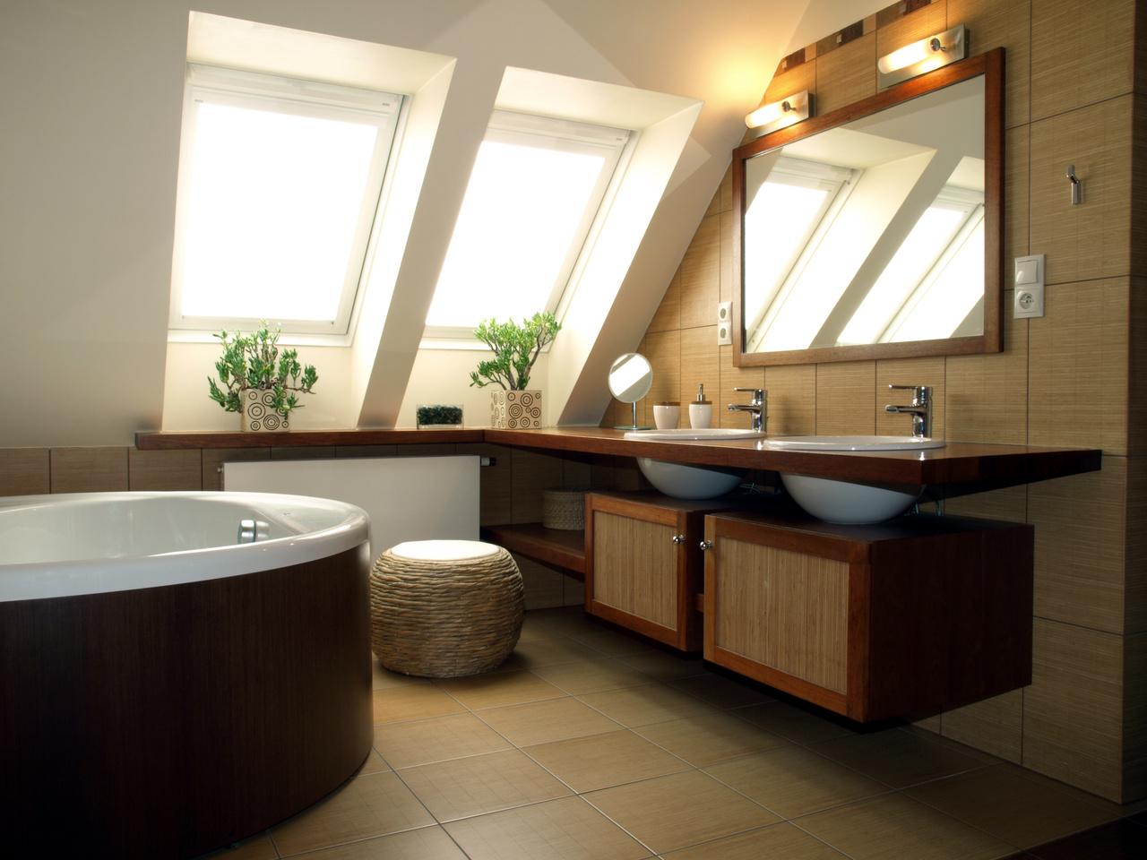 Waterproof Flooring Cypress TX FlahertysFlooringCypresscom - Bathroom remodel cypress tx